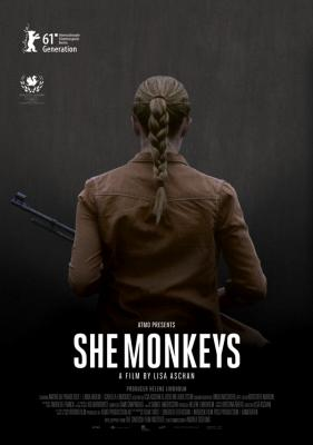 Reseña: She Monkeys de Lisa Aschan