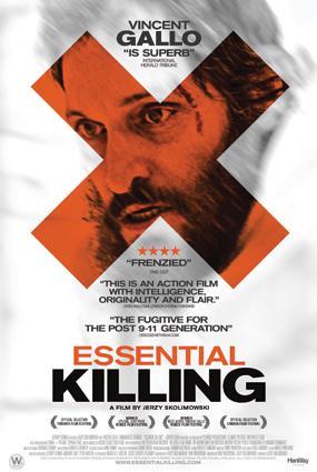 Essential Killing de Jerzy Skolimowski