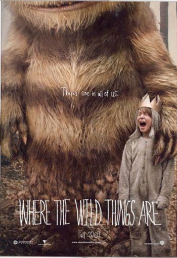 Donde viven los monstruos de Spike Jonze