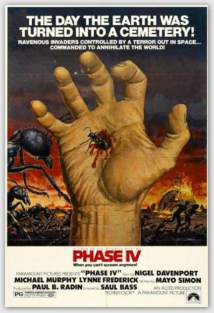 Phase IV: De hormigas y hombres