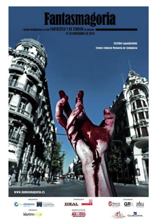 Fantasmagoria 2010: Póster Oficial